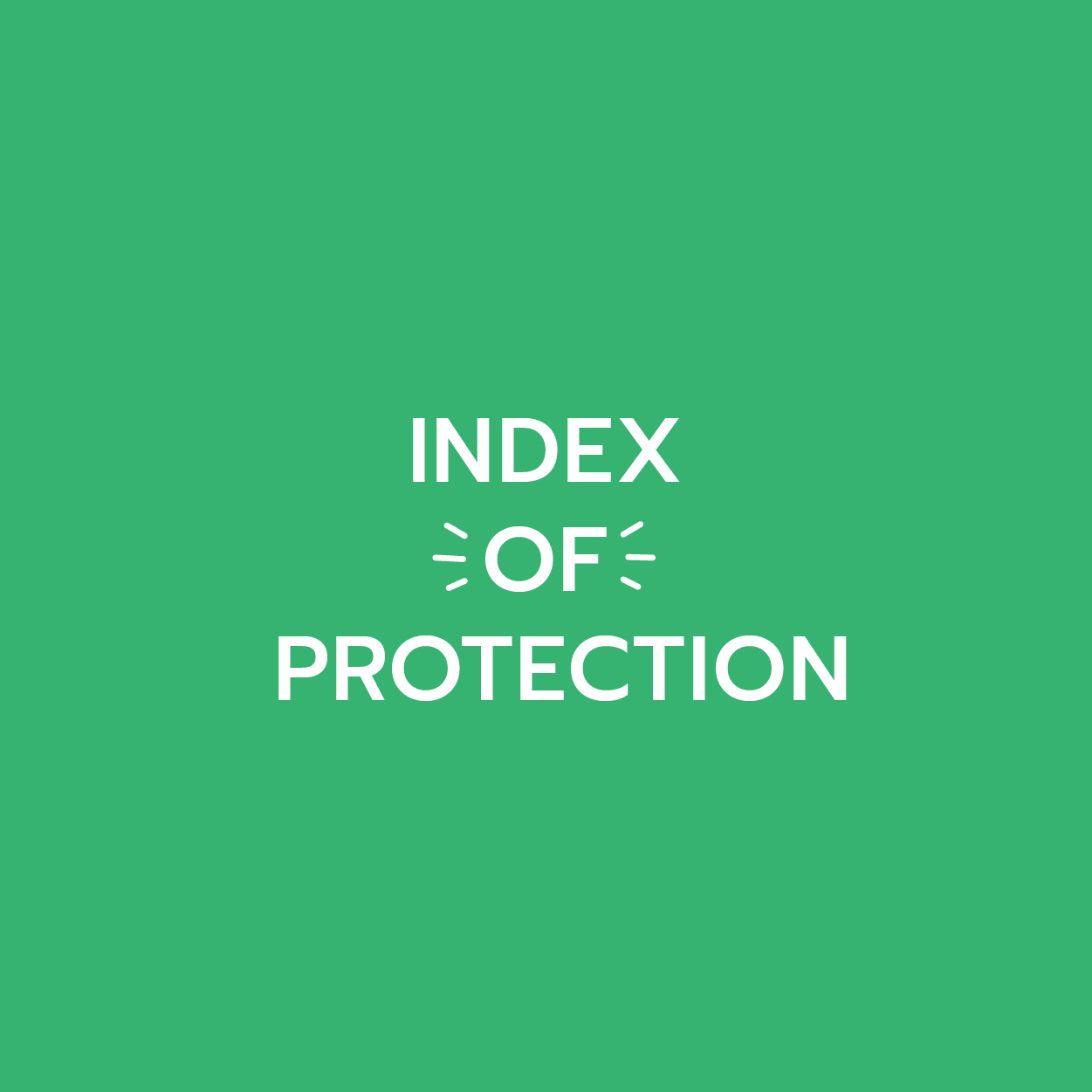 Index of Protection (IP)